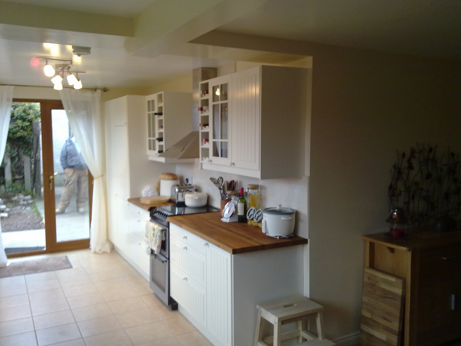 Kitchen And Bathroom Extension Photo 2