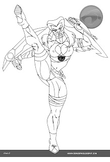 Thundercats Pumyra on Dsng S Sci Fi Megaverse  Thundercats 2011 Remix   Pumyra