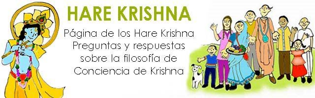 HARE KRISNA