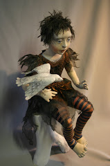 Corvus Alba and the Darkling Child SOLD