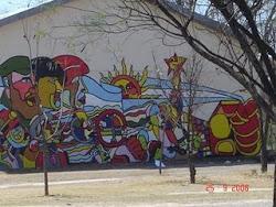 Mural socialista