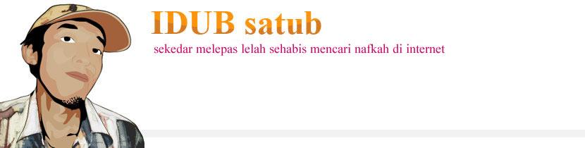 IDUB SATUB