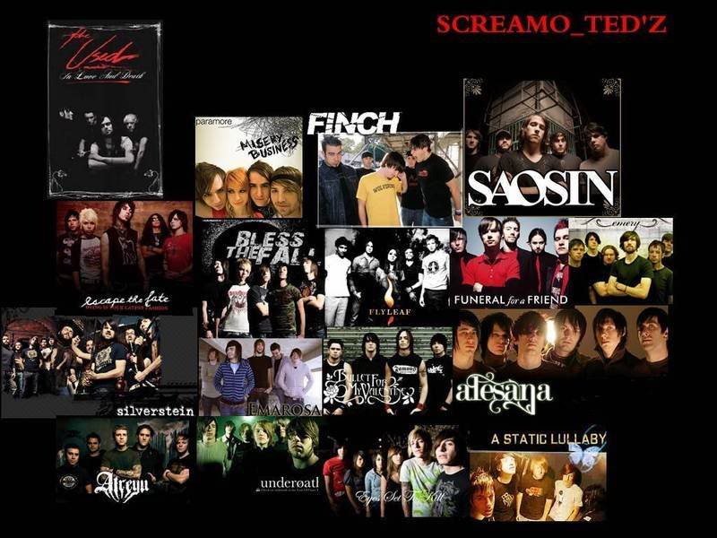 I love screamo