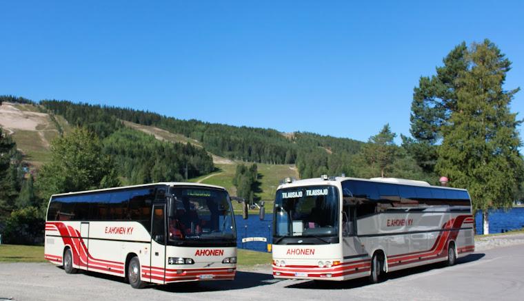 Mennään bussilla