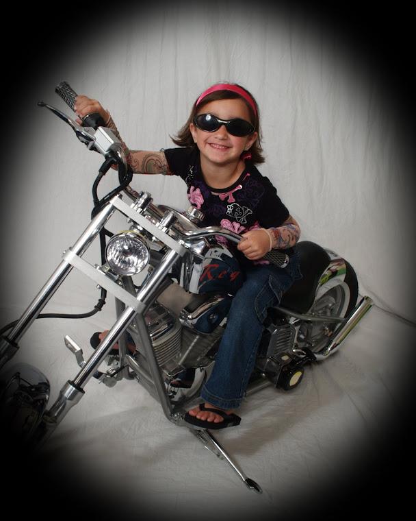 Motorcycle Cutie
