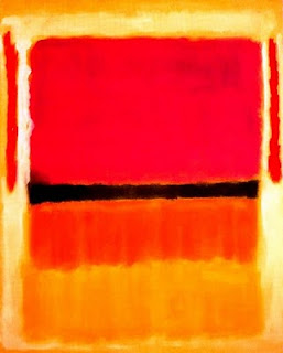Mark Rothko, Untitled, 1949, Oil on canvas, 207 x 167,6 cm, Guggenheim Museum. New York City
