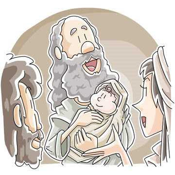 The praise of Simeon
