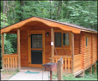 Camper Cabin at Hueston Woods