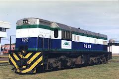General Electric U12 F.618