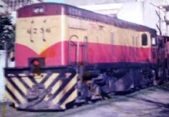General Electric U12 F.616 (ex 6736)