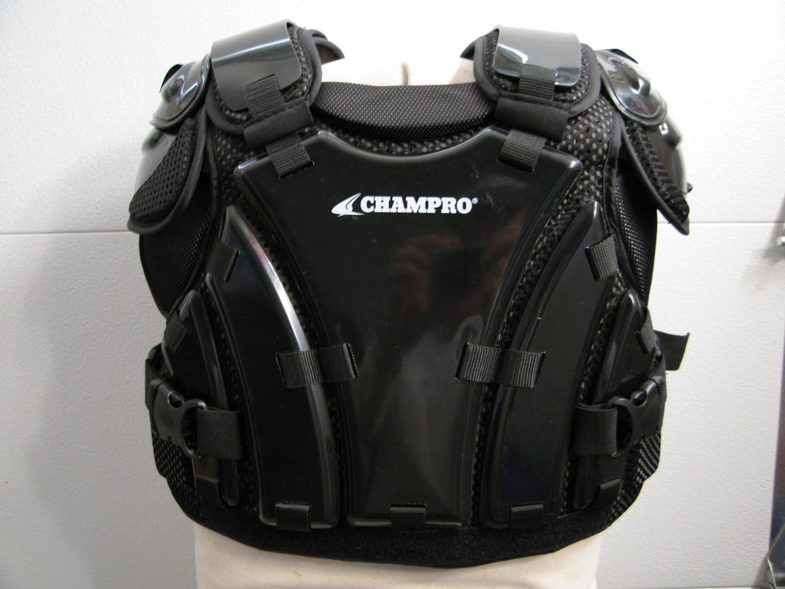Plate Armor Plus The Champro Pro Plus Armor
