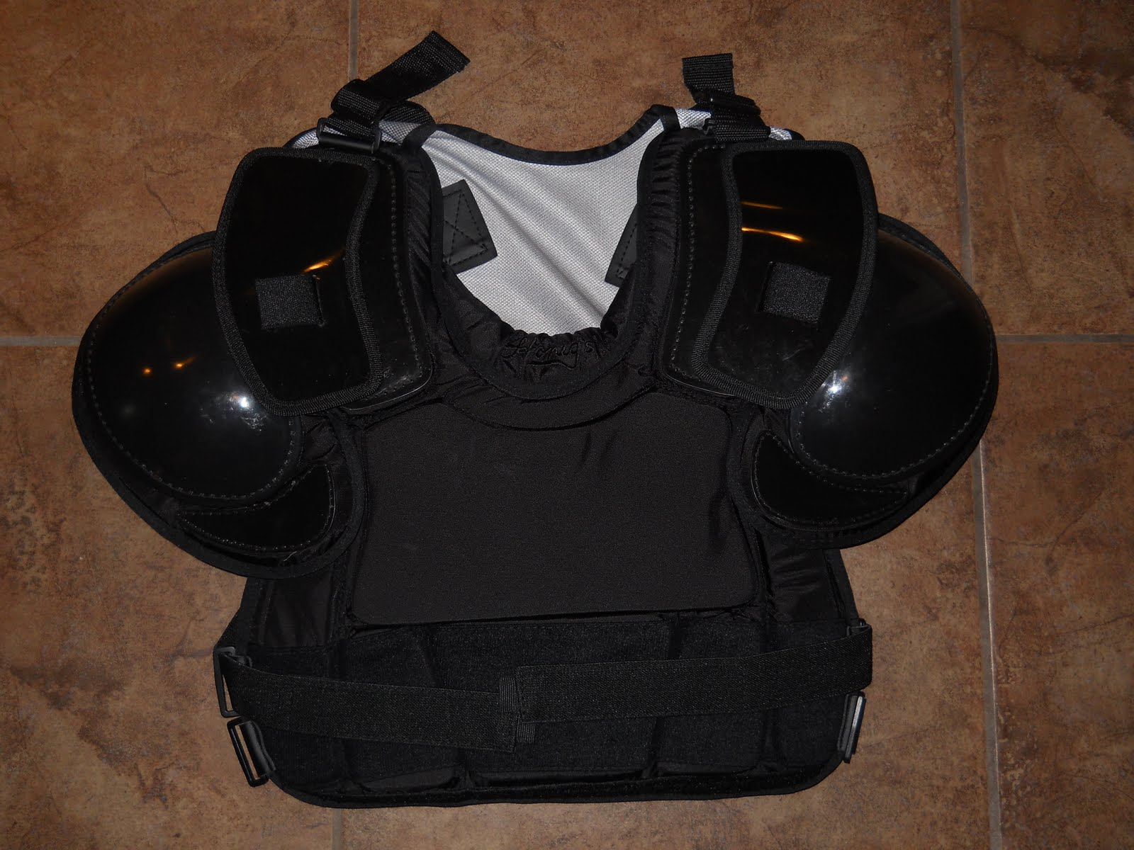 how to break in a chest protector