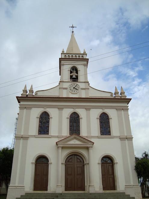 Faxada da Paróquia de São Francisco de Assis de Palma/MG