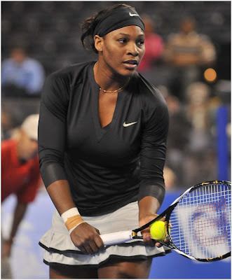 17376dbc96f Serena Williams  Diary of a Grand Slam Champion  November 2008