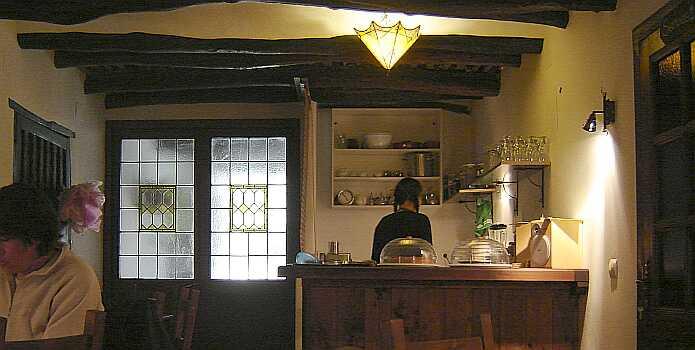 Fa Re Tetería Cafetería in Ferreirola - foto: casa rural El Paraje