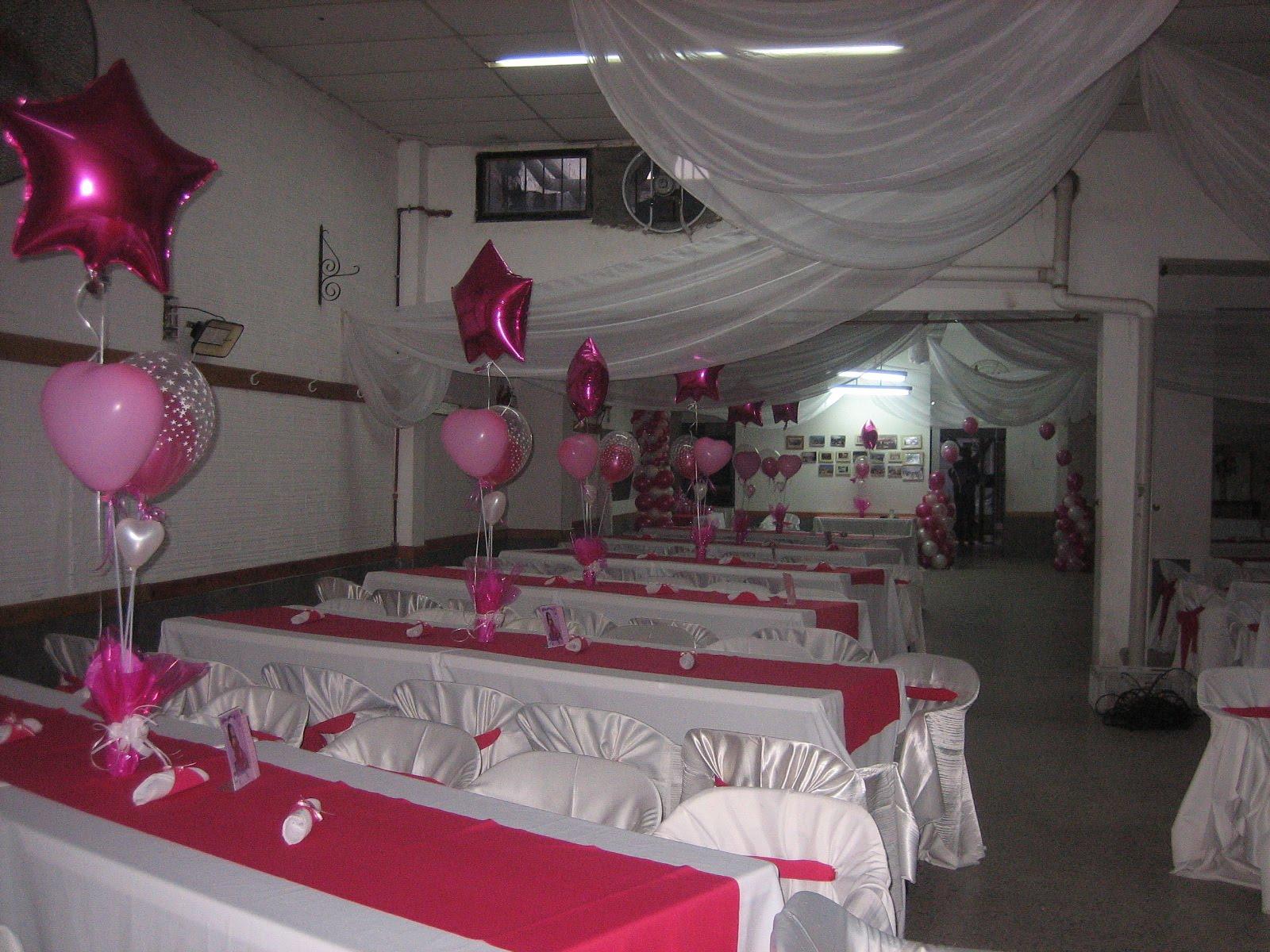 Estilo globo centros de mesa con globos - Centros de mesa con globos ...