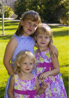Our 3 beautiful Daughters