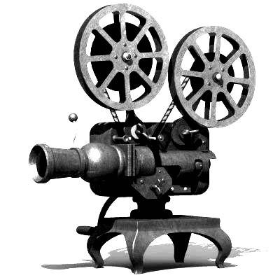 film platform how projectors work. Black Bedroom Furniture Sets. Home Design Ideas