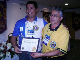 CL. Hamilton Henrique Siqueira, Leão Destaque do Distrito LC12.