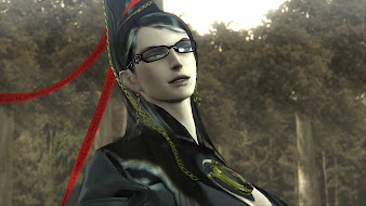 #32 Bayonetta Wallpaper