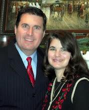 Mark and Teresa Brand