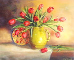 Tulips Galore 20x24