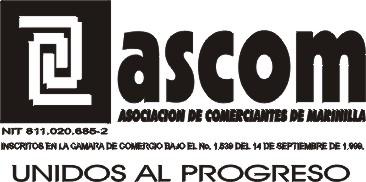 Asociacion de Comerciantes de Marinilla - ASCOM -