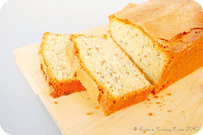 Recette Cake Carvi