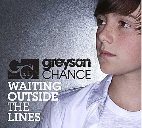 is greyson chance gay. but to be honest. his song was