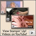 Offical Stampin Up! Videos