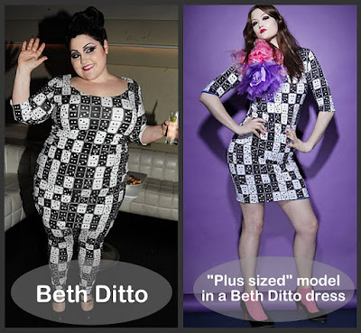 Beth ditto weight loss pictures