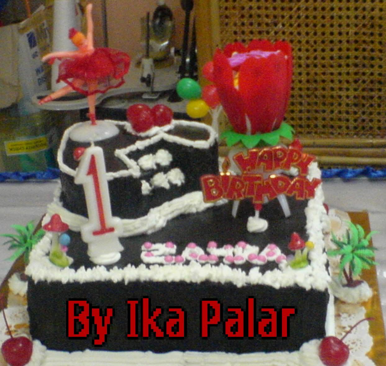 RIV CAKES: Birthday Cake For Zahra