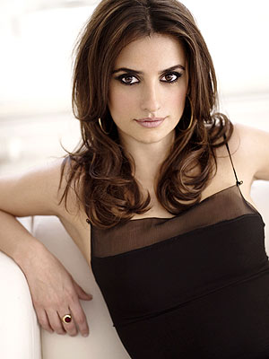penelope cruz blow pictures. PENELOPE CRUZ PROFILE