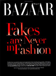 Fakes are Never in Fashion