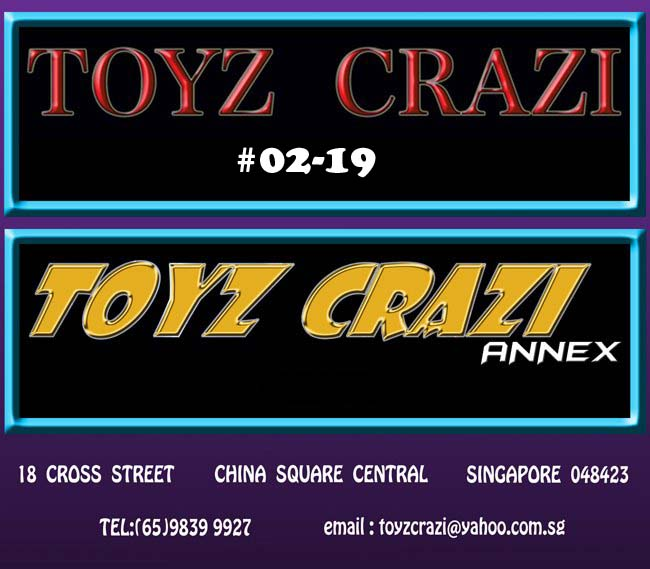 TOYZ CRAZI
