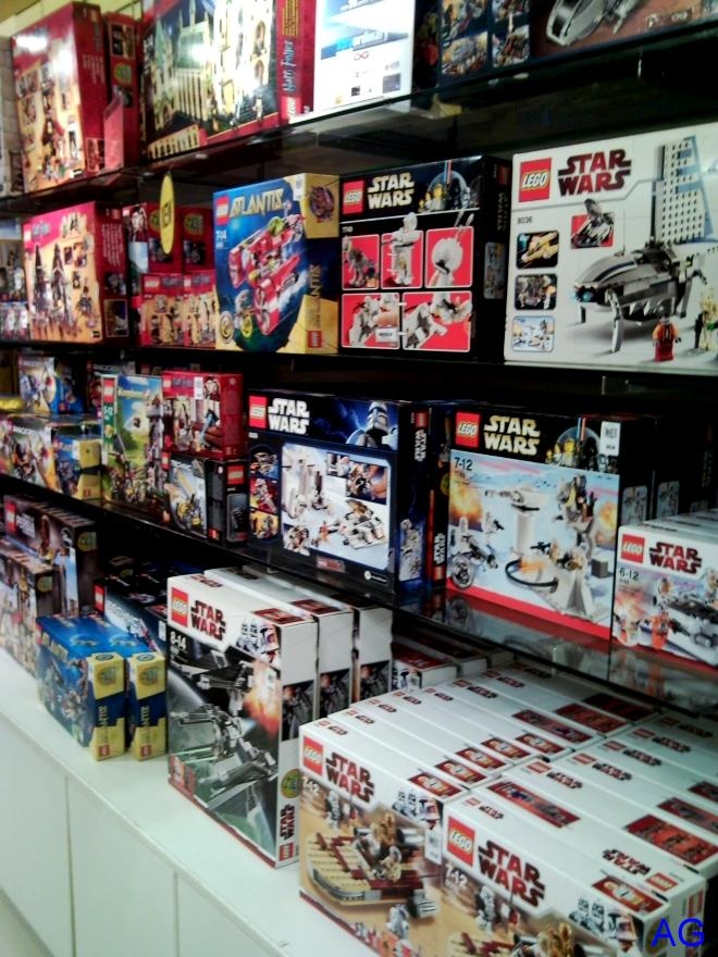ASTRO GALAXY: LEGO shops in Singapore