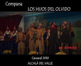 """Comparsa """"Los Hijos del Olvido"""""""