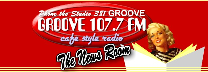 GROOVE 107.7 FM