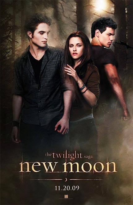 Twilight new moon plot summary