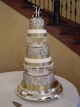 Ashley&#39;s Wedding Cake