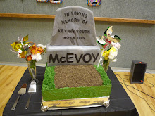 Tombstone Cake