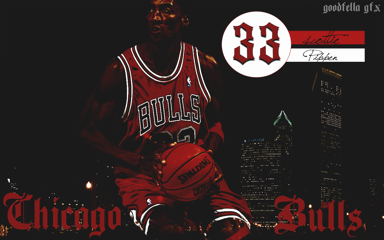 wallpapers scottie pippen nba tseba