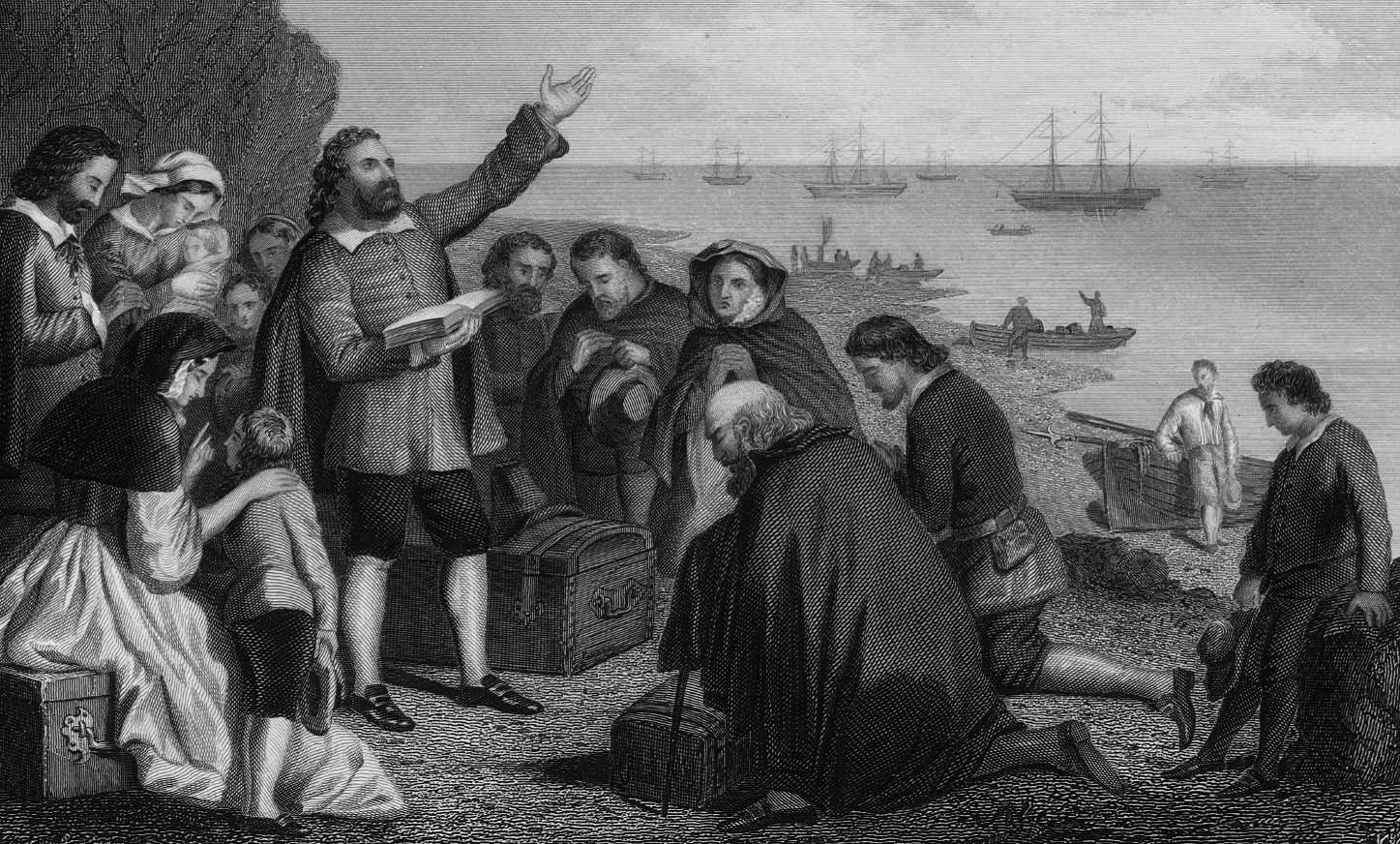 History of the Puritans under King Charles I
