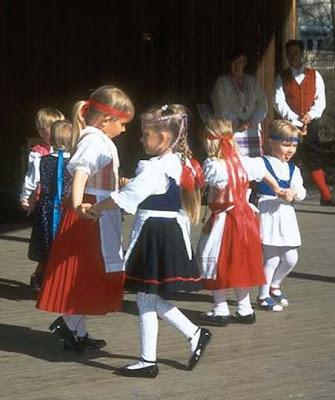 NAMC montessori cosmic education explained philosophy children European dancing