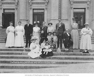 Smith Family Day prize winners 1909