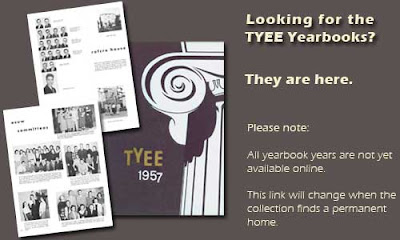 TYEE Yearbooks