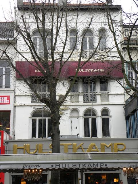 Brasserie Brassiere Hulstkamp Antwerpen Demuinck Pardon