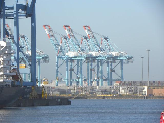 Harbour Haven Zeebrugge Demuinck Pardon