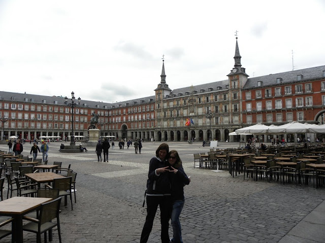 Plaza Mayor Madrid Demuinck Pardon