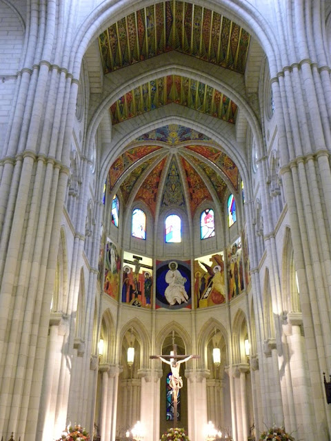 Cathedral Almudena Madrid Demuinck Pardon